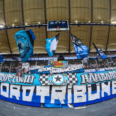 Hamburger Sport-Verein vs. Hertha BSC Berlin