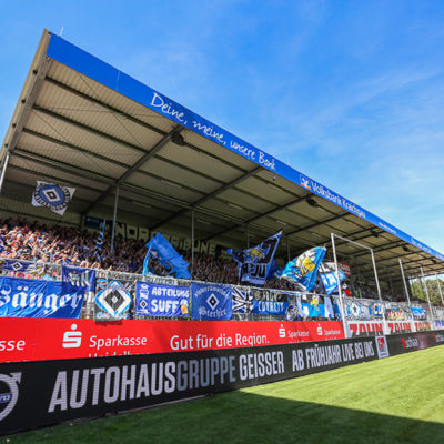 SV Sandhausen vs Hamburger SV